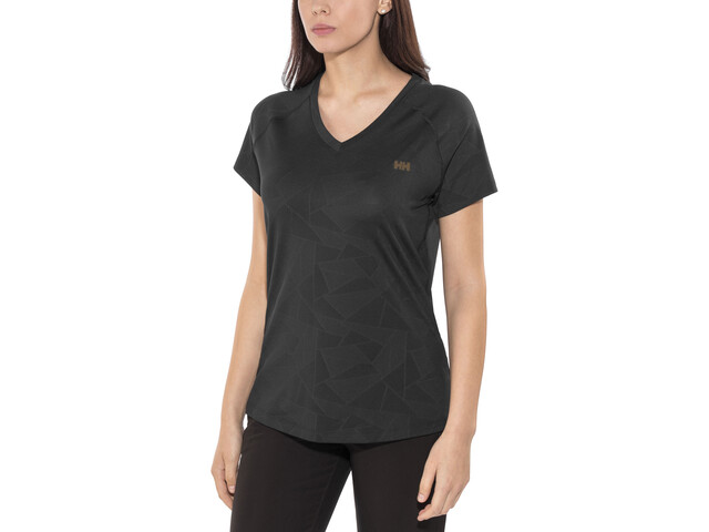 Helly Hansen Selsli SS Women black